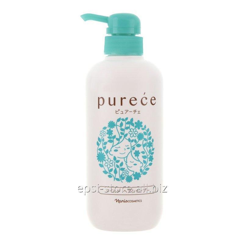 Купить Гипоаллергенный шампунь для волос Naris Purece Shampoo, 550 мл