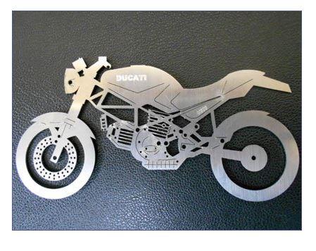 Декор Мотоцикл