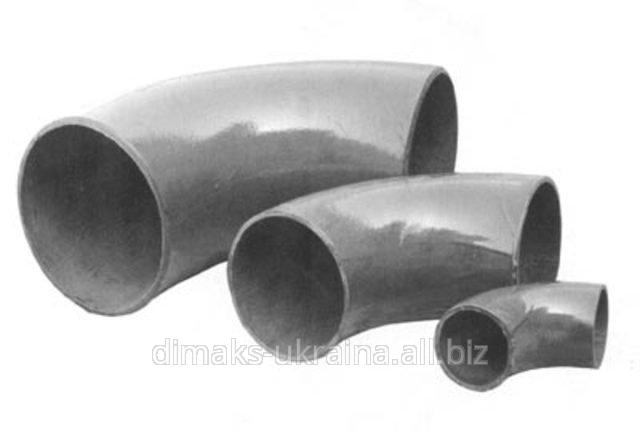 Купить Отвод стальной П90-219х8-09Г2С ГОСТ 17375