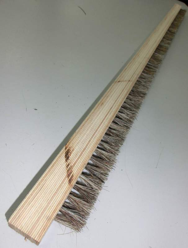 Купити Щітка (зернопланка) волосся натуральне L-950 мм