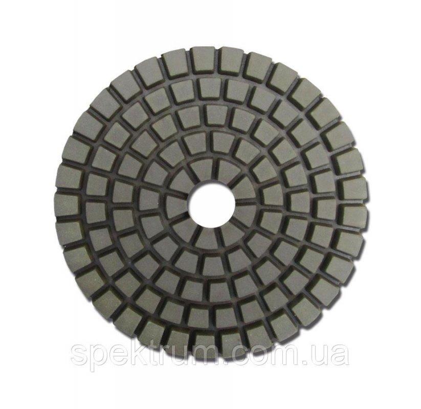 Купить Алмазный шлифовальный круг гибкий диаметр 100 мм h 4 мм №60