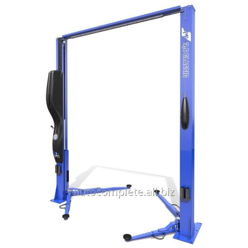 Купить Подъемник двухстоечный AMI 3.6 CLASSIC (3D N/3D N, 380В)