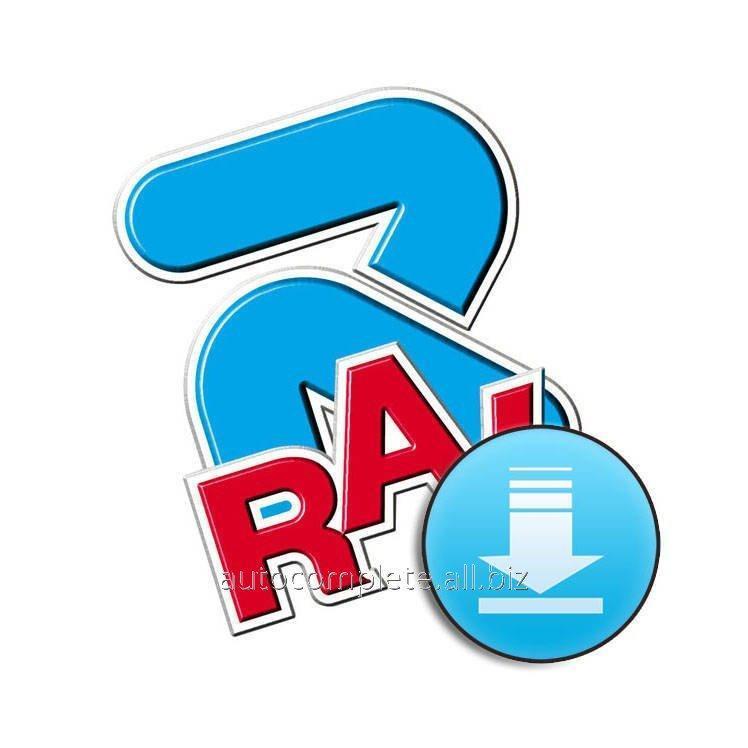 Купить Обновление базы данных для стендов развал схождения Ravaglioli STDA110