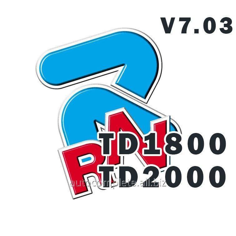 Купить Обновление базы данных для стендов развал схождения Ravaglioli STDA82/27