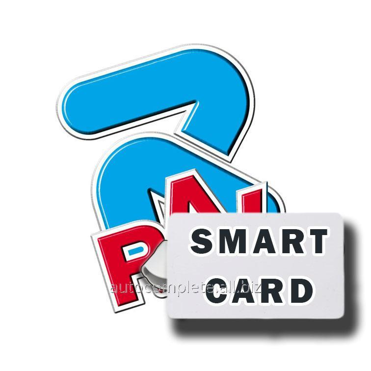 Купить Смарт карта + ПО для стендов развал схождения Ravaglioli