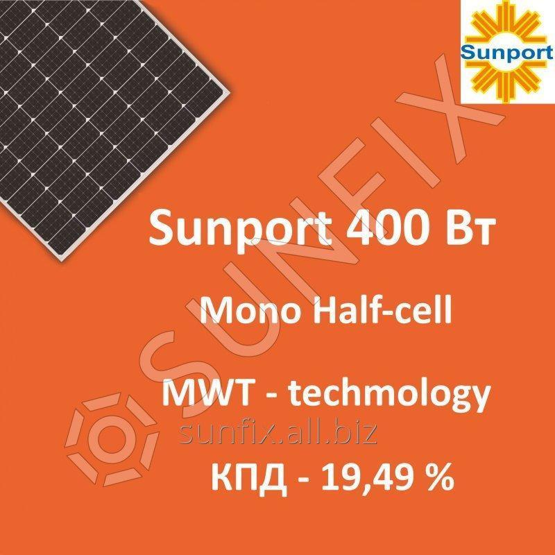 Купить Солнечные панели Sunport-MWT-400