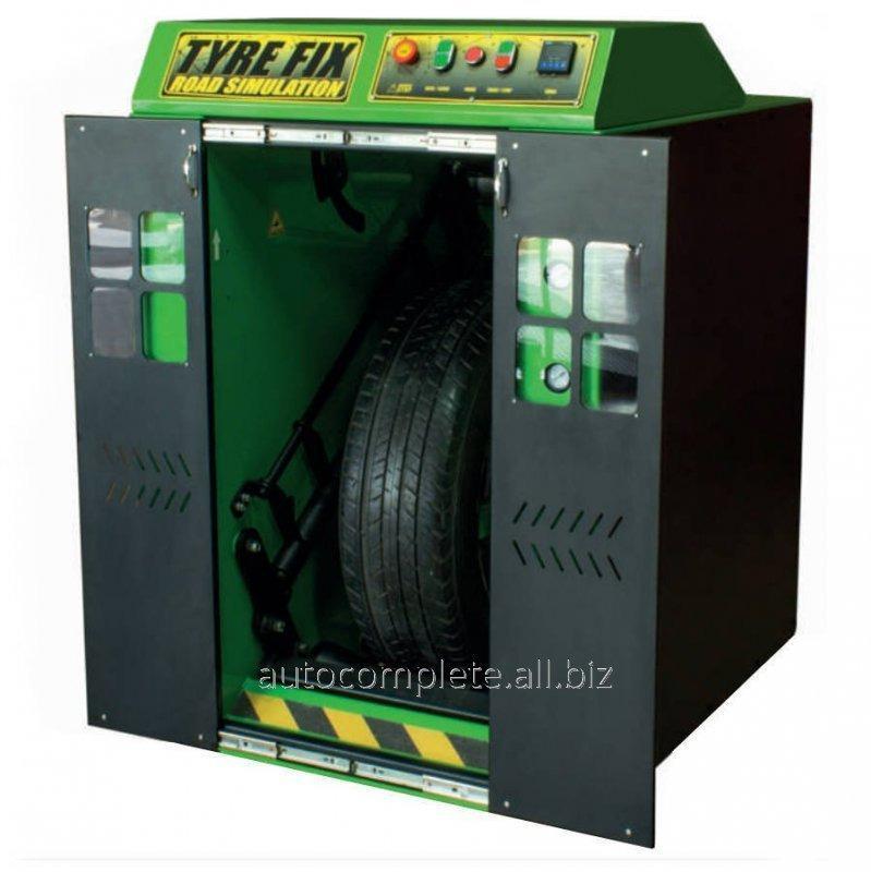 Купить Дорожный симулятор для колес автомобиля Atek Makina Tyre Fix 37 00