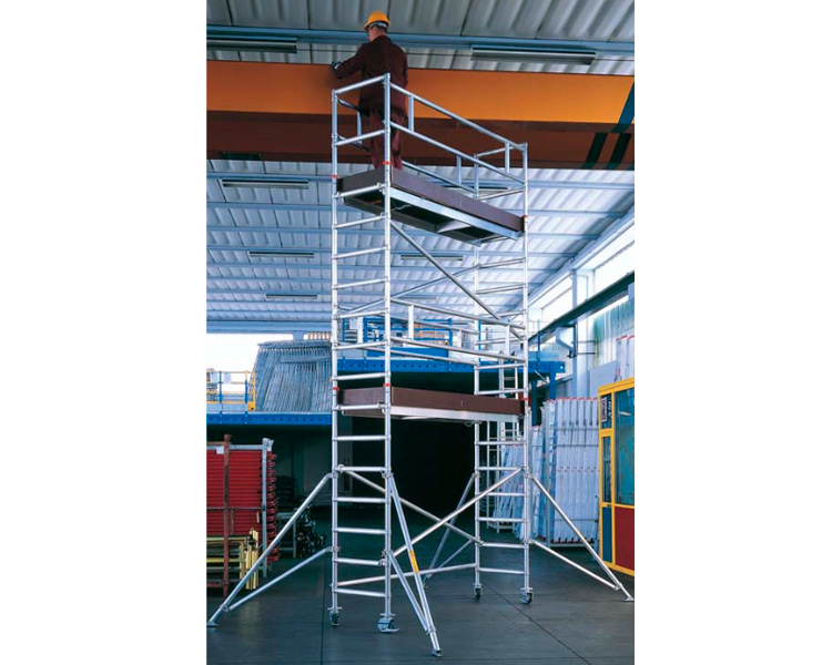 Купить Секция к вышке-туре TEMPO TECH S SVELT 7 ступеней, длинна 3 м