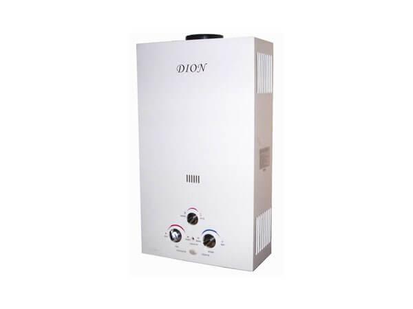 Купити Газова колонка Dion JSD 06 димохідна біла