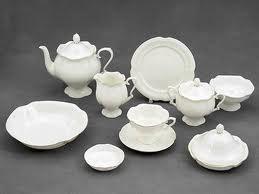 Купить Посуда фарфоровая, сервизы из фарфора, фарфоровая посуда оптом