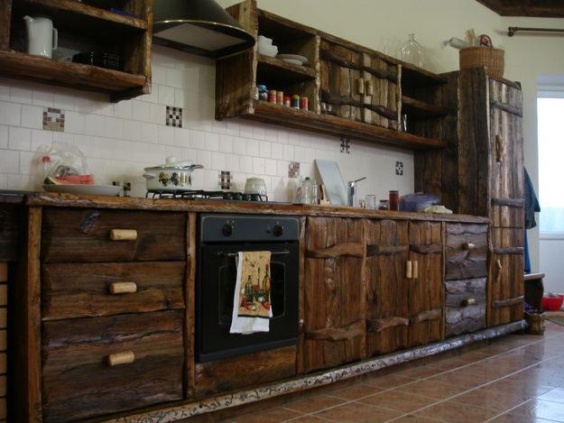 Кухонные мебель своими руками