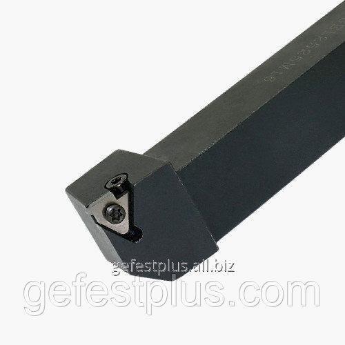 Купить Резец (державка) токарный для нарезания резьбы левый SEL2525M16