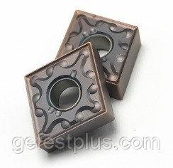 Купить Твердосплавная пластина для токарного резца CNMG120408 (сталь+нерж. сталь)