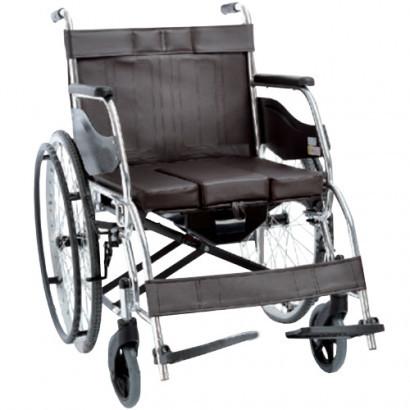 Купить Складная инвалидная коляска с санитарным оснащением, OSD-H003B