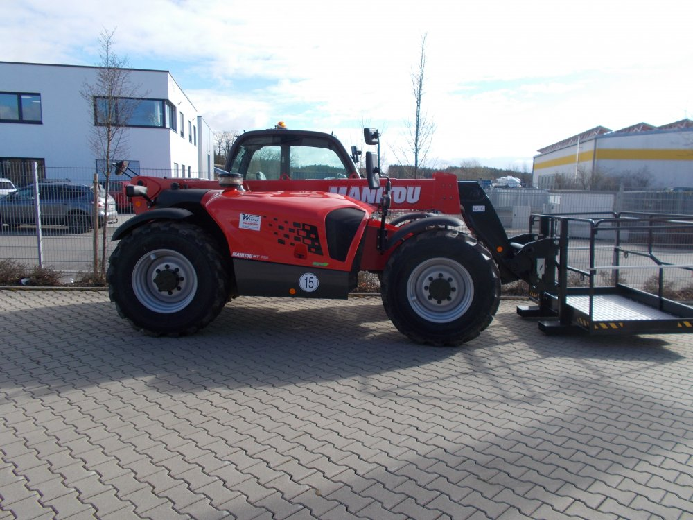 Loaders Telescopic for construction