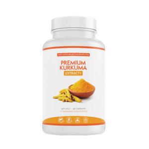 Vásárolni Kurkuma kivonat (kurkuma kivonat) - kapszula a máj egészségének