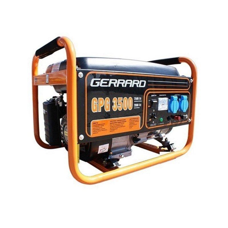 Купить Генератор GERRARD GPG3500Е