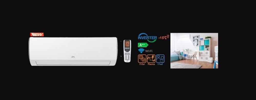 Купить Кондиционер Cooper&Hunter серии Alpha Inverter Wi-Fi CH-S09FTXQ-NG (Wi-Fi)