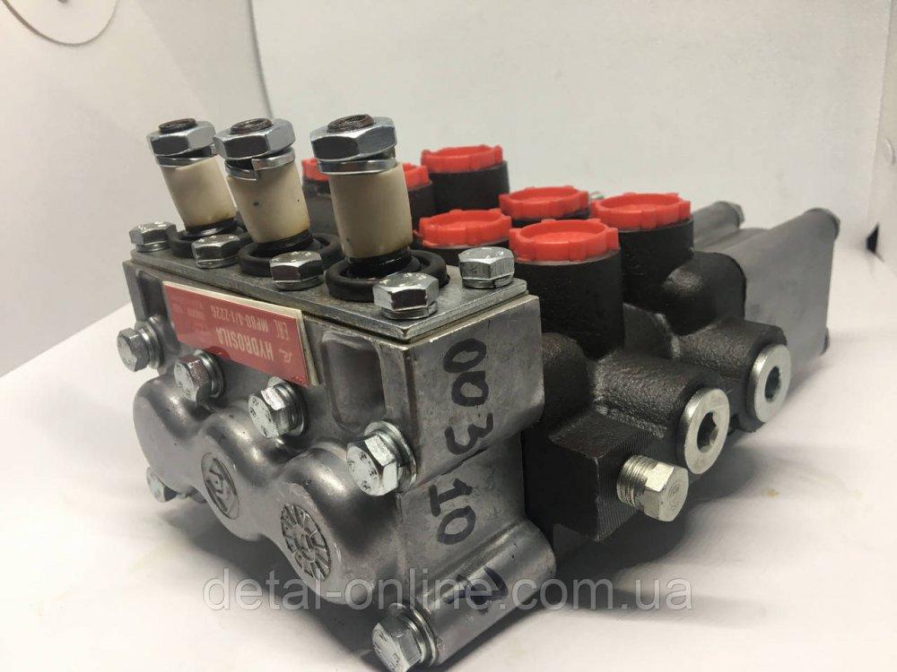 Купить МР80-4/1-222G/8G/ (Р80-3/1-222Г) гидрораспределитель с гидрозамком