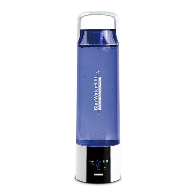 Купить Водородная бутылка Blue Water 900 (BW900) с функцией ингаляции (Корея)