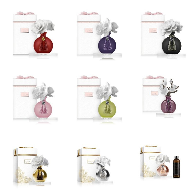 """Buy Aromadiffusors """"Violet Love (Amethyst love)"""" collection Myst"""
