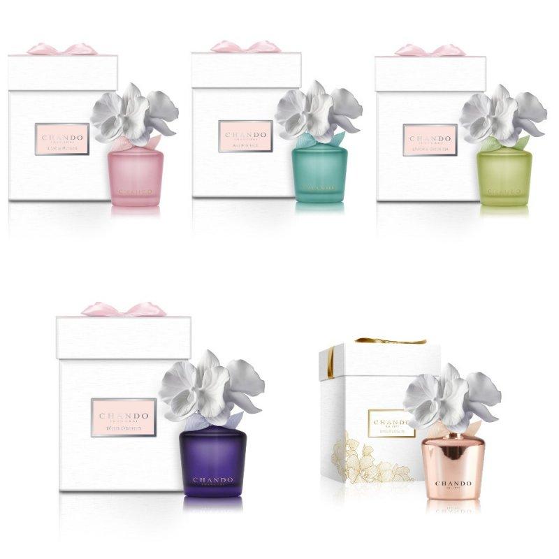 "Buy Aromadiffusors ""Violet Love mini (Amethyst love mini)"" collection Myst"