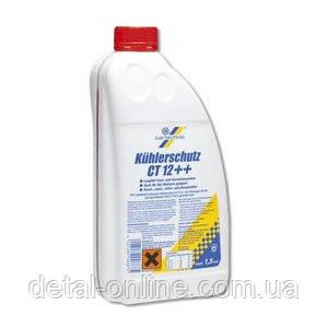 Купить CART999 Антифриз-концентрат красный G12++ CARTECHNIC 1,5л (Германия)