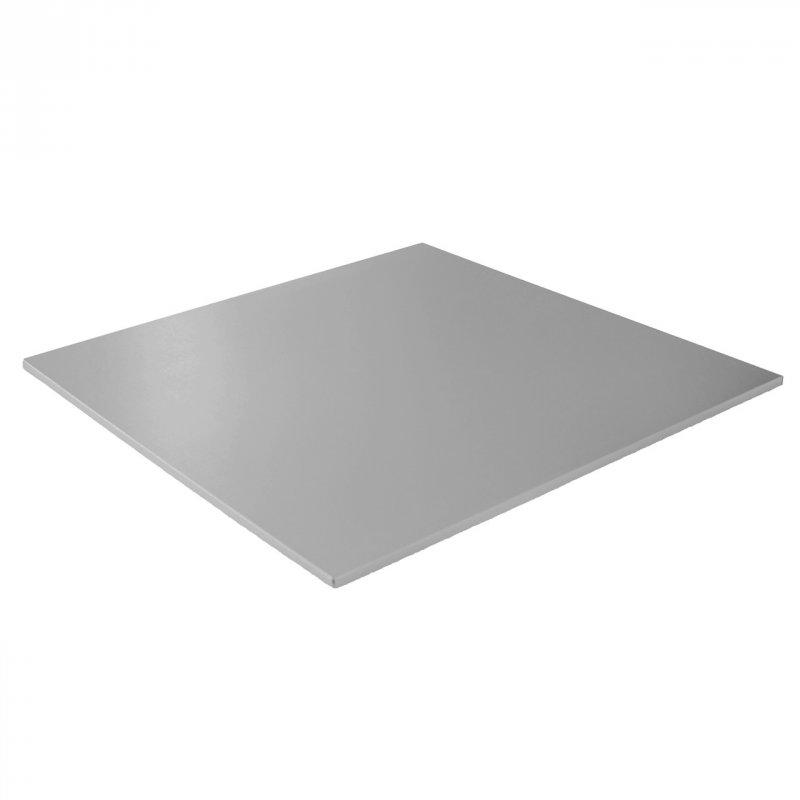 Потолочные плиты металлические Strim-CEILING RAL 9006 серебристый металлик