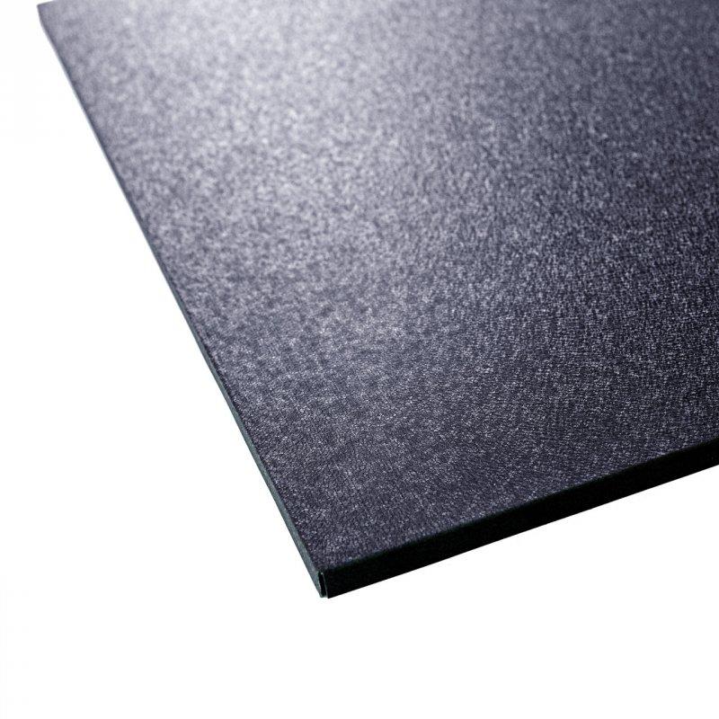 Потолочные плиты металлические Strim-CEILING RAL 7024 мат графит