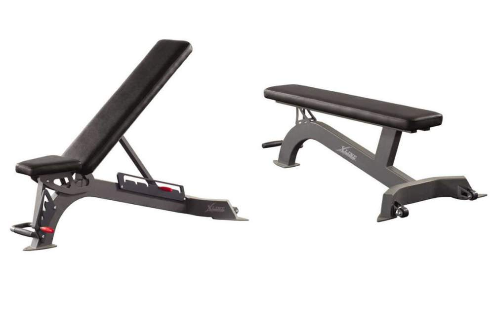 Buy Benches are sports, X-Line, the equipment for bodybuilding