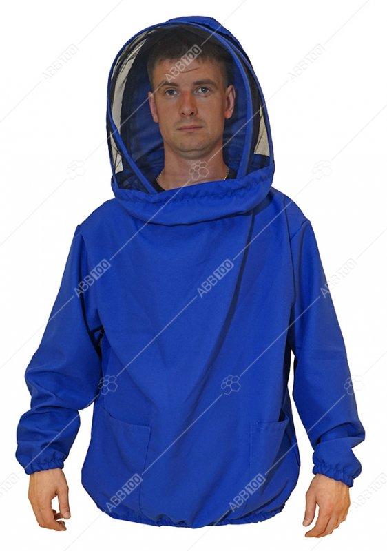 Купить Куртка пчеловода с маской «Евро» р.46-48 / р.50-52 / р.54-56 / р.58-60 / р.62-66
