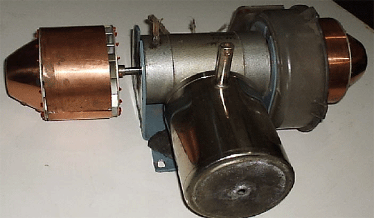 Гидравлический двигатель-турбина 'АМО' ( вихревая энергетика, энергосбережение )