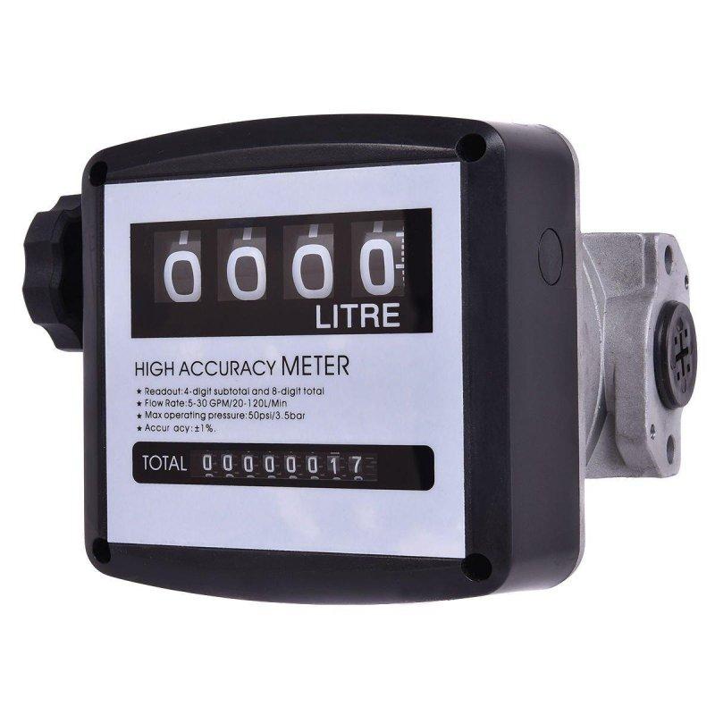 Купить Счетчик механический топливный 120 л/мин