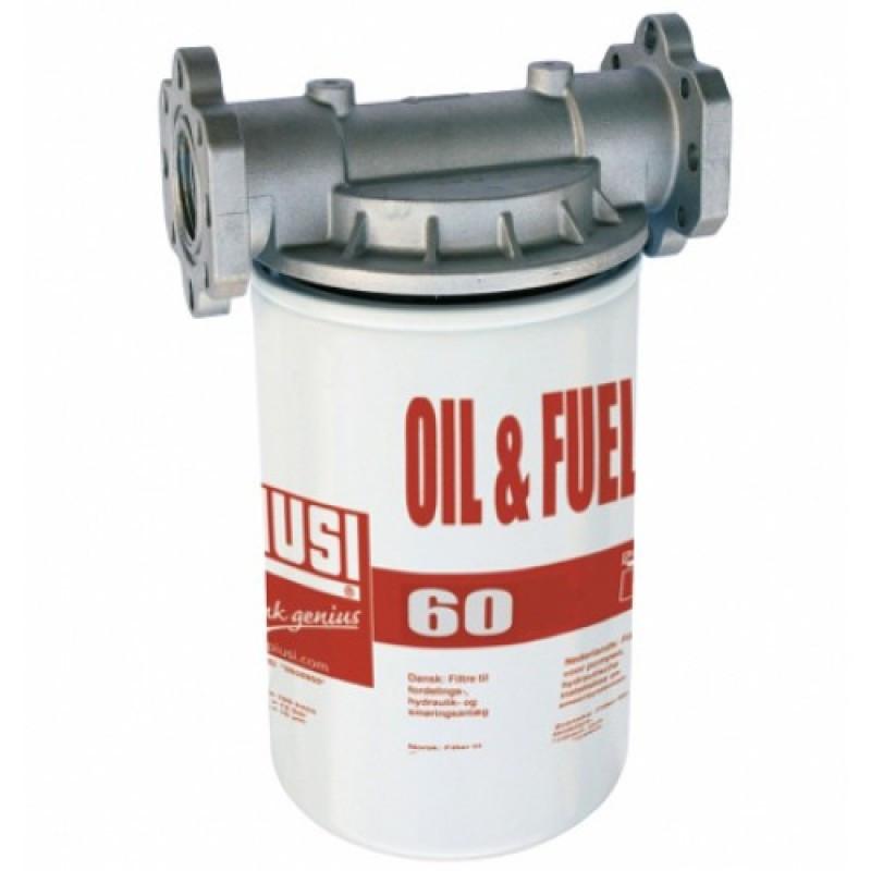 Купить Фильтр 10мк для биодизеля, ДТ, бензина, масел 60 л/мин
