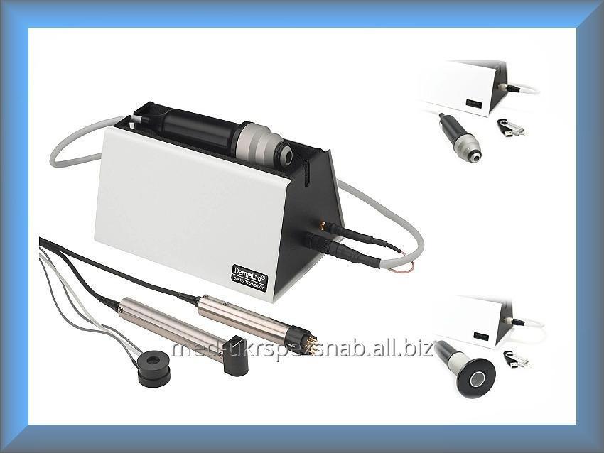 Купить Ультразвуковой сканер кожи высокого разрешения DermaLab USB