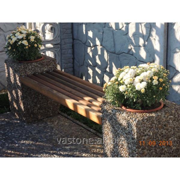 Купить Лавочка садовая «Цветник»