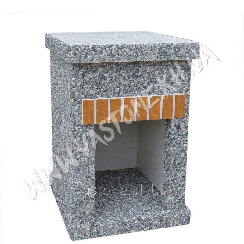 Купить Стол «Манчестер» №2 Мрамор кремовый