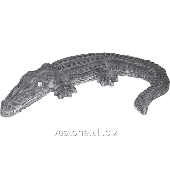 """Купить Форма для садовой фигуры """"Крокодил"""""""