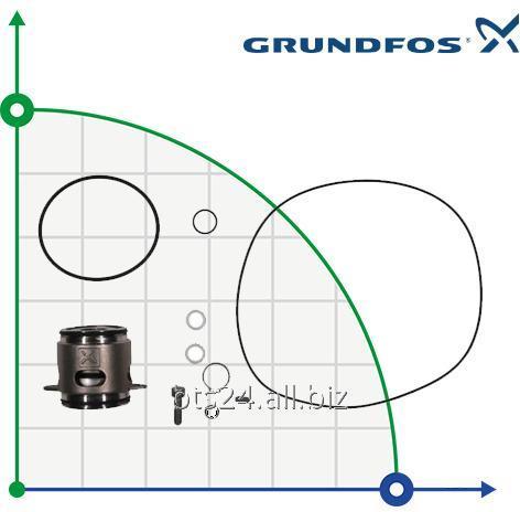 Уплотнение вала GRUNDFOS SEG.40.26,31,40 комплект арт. 96076123