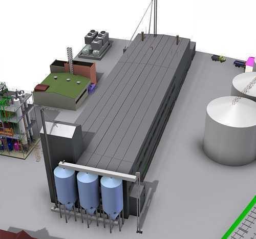 Проектирование и строительство спиртового завода