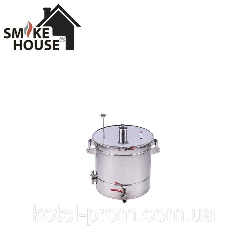 Купить Перегонный куб Smoke House Элит 34 л.