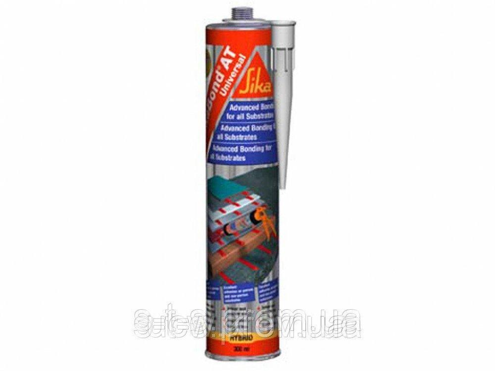 Полиуретановый монтажный клей / белый ® SikaBond -T2 300 мл