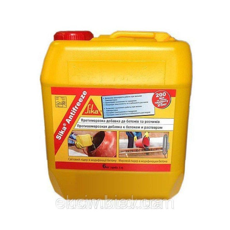 Противоморозная добавка Sika Antifreeze 10