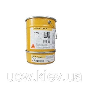 Материал для грунтовки стальных конструкций SikaCor ® Zinc R (A+B), се