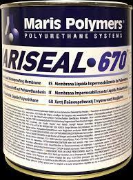 Поліуретанова мастика для ремонту фундамента MARISEAL 670