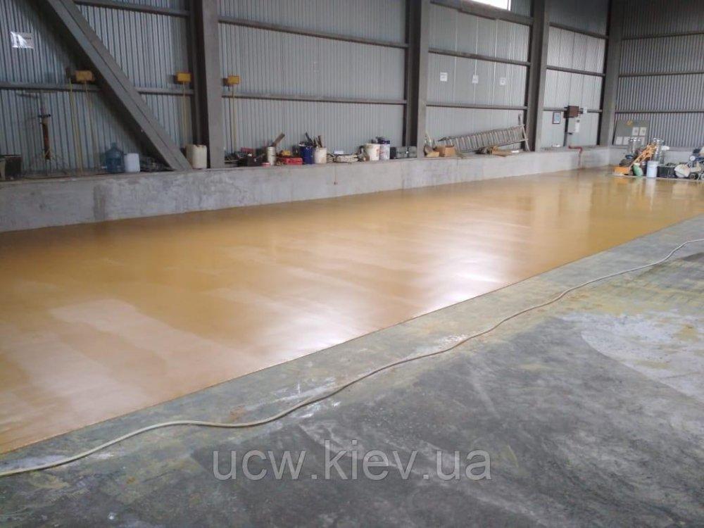 Фарбувальне покриття підлоги Цемезіт УР ПК