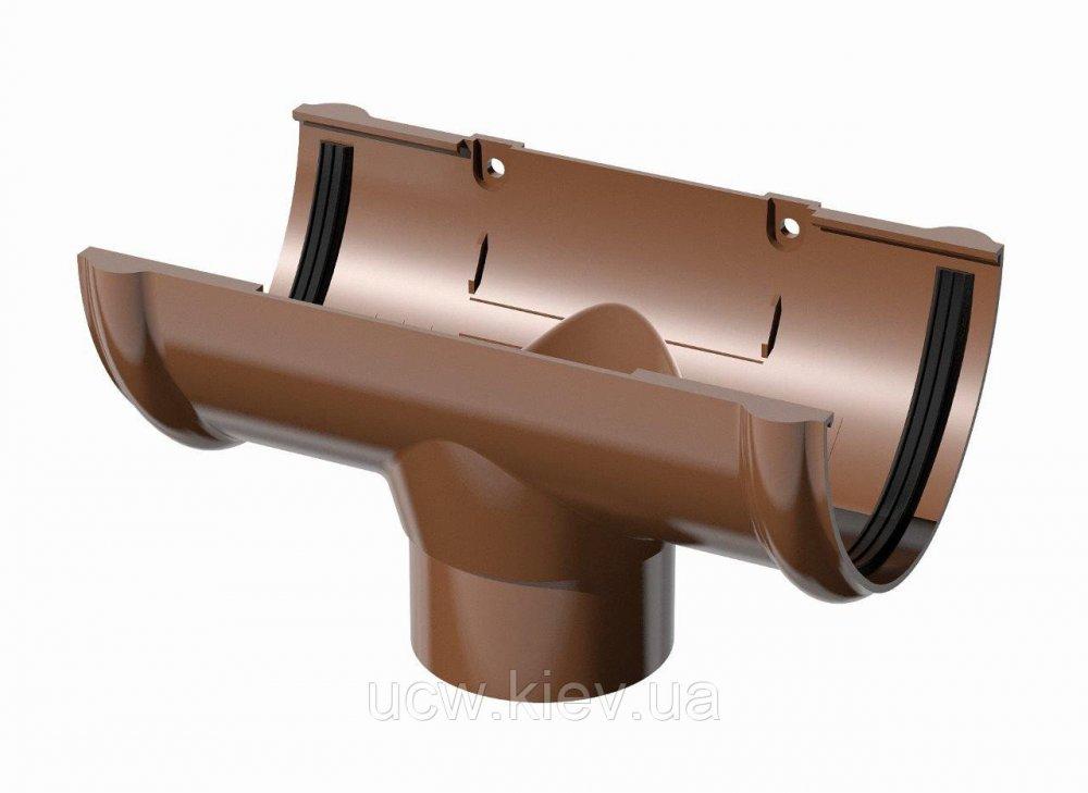 Воронка водосточная ПВХ 40-60 мм