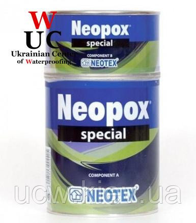 Эпоксидная краска для пола и басейнов NEOPOX SPECIAL TAILOR-MADE