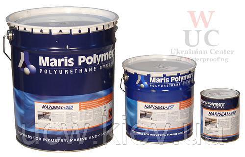 Гідроізоляційна поліуританова мембрана MARISEAL 250 6 кг