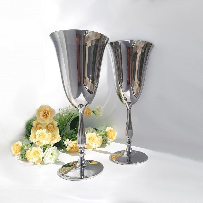 Купить Набор бокалов для вина Bohemia Fregata 250 мл разные цвета